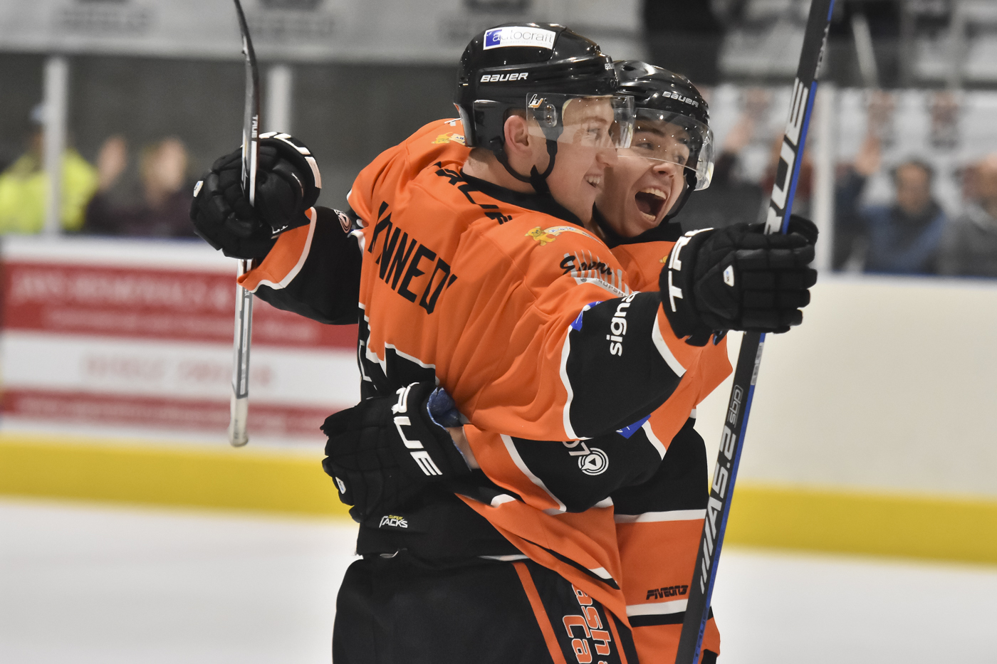 Telford Tigers hold form with win over Bisons