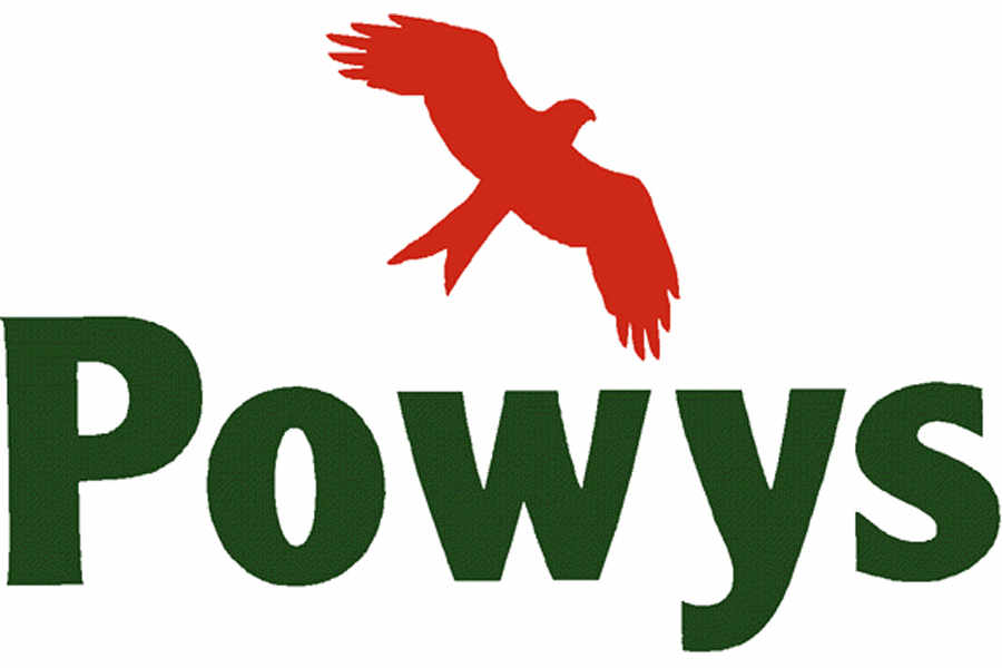 Image result for Powys council logo