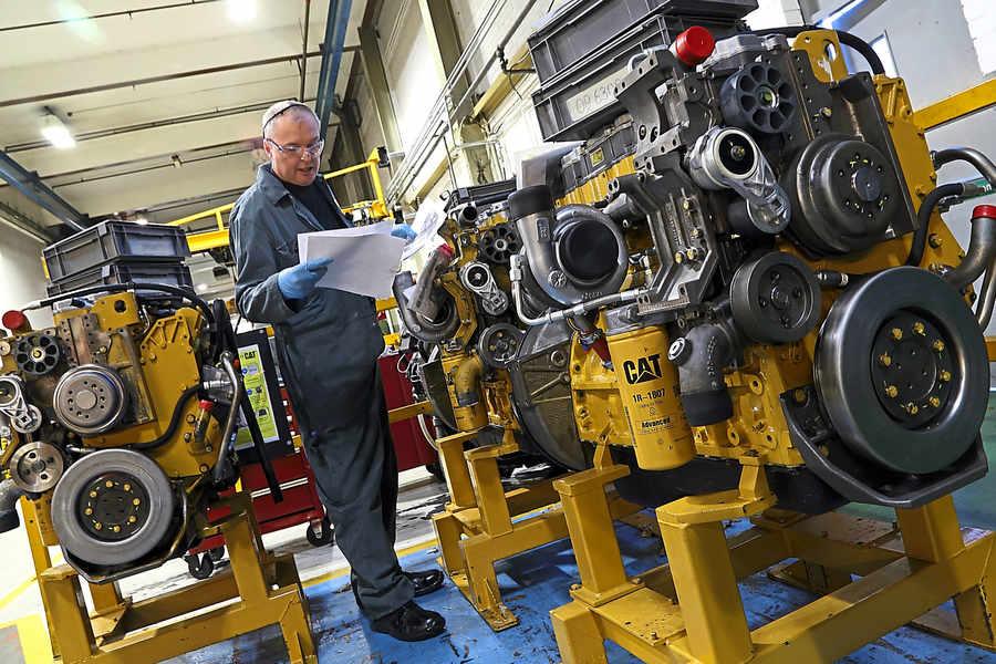 4 million boost for Shropshire Caterpillar plant | Shropshire Star