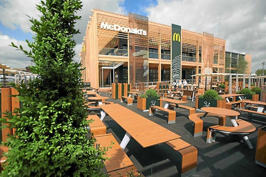 McDonaldu0027s Bid To Bring In Olympic Furniture To Whitchurch Restaurant |  Shropshire Star