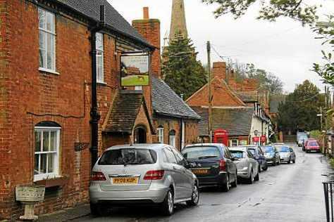 Dog Inn And Davenport Arms Worfield Shropshire Star