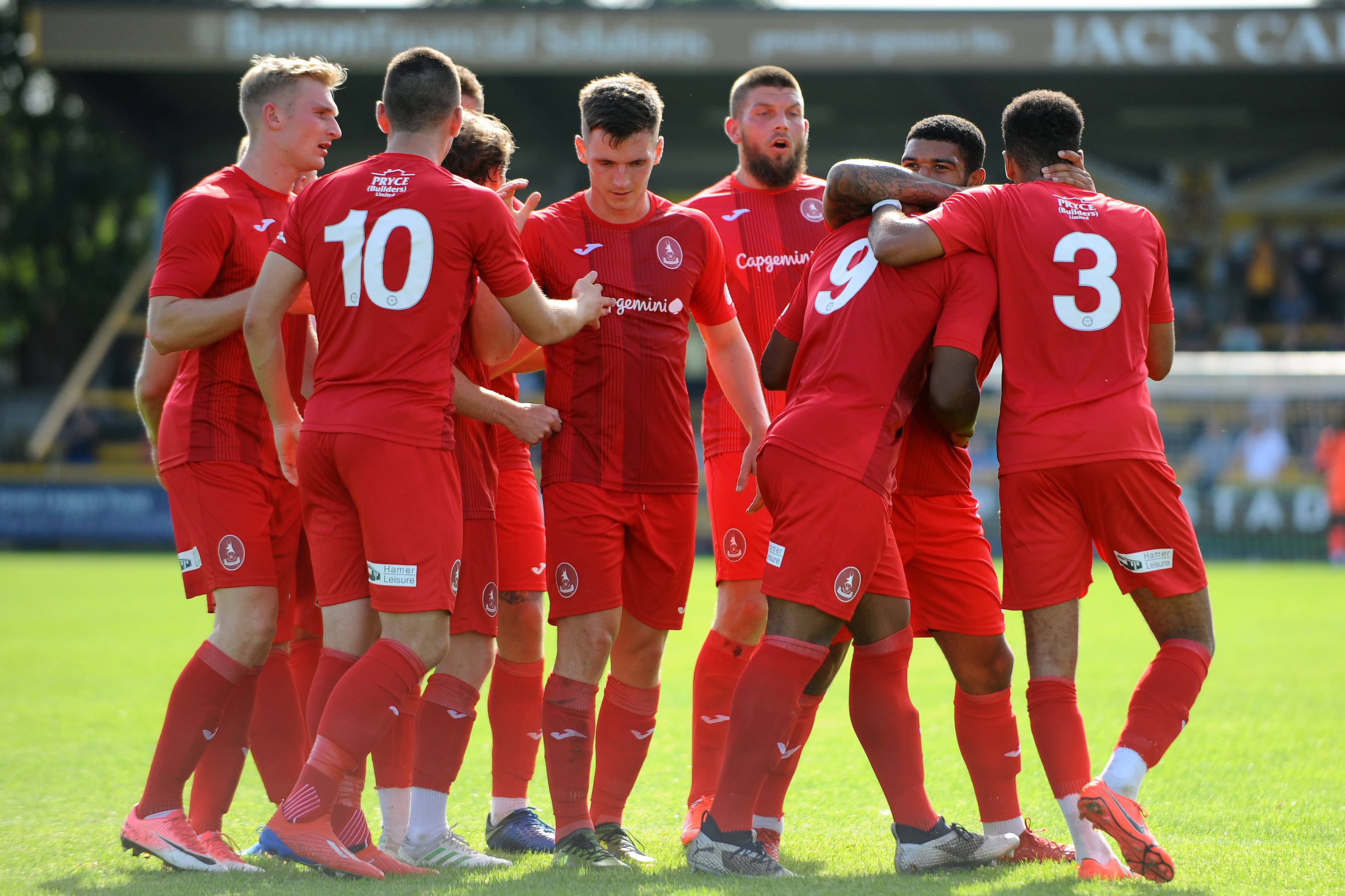 Southport 0 AFC Telford 1 - Report and pictures