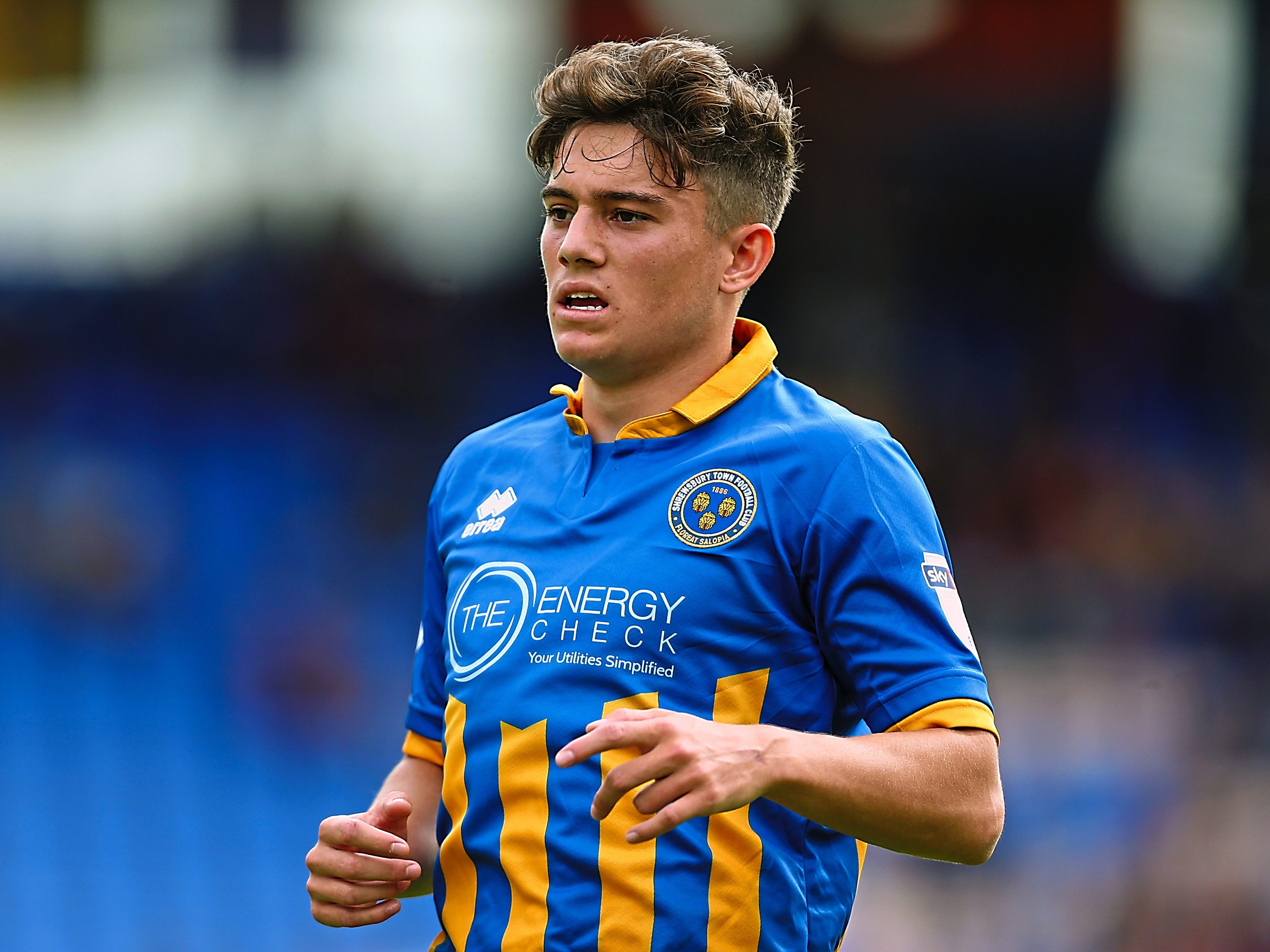 Daniel James: The Shrewsbury Town flop who became a £15m Manchester United  ace | Shropshire Star
