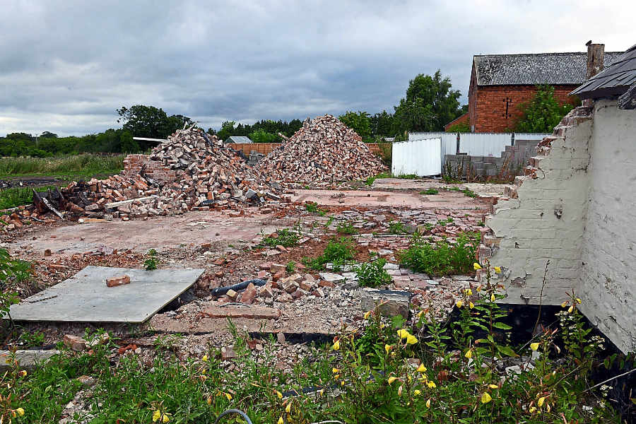 Calls for village pub to be rebuilt after venue demolished without calls for village pub to be rebuilt after venue demolished without permission shropshire star fandeluxe PDF